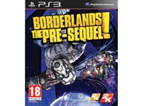 Borderlands: The Pre-Sequel & Challenge Map Bonus - PS3 Game