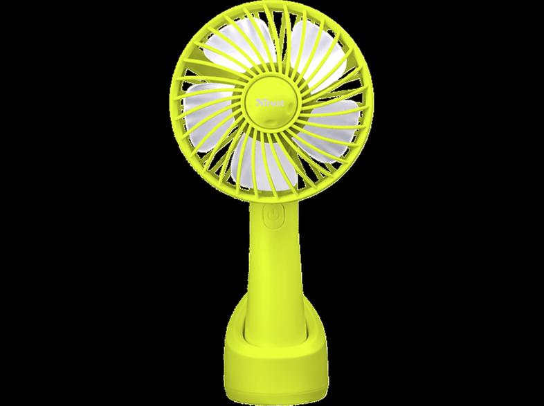 TRUST Ventu-Go Portable Cooling Fan Yellow