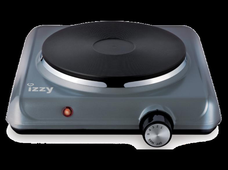 Ηλεκτρική Εστία Izzy Μονή Grey P4001 (222965)