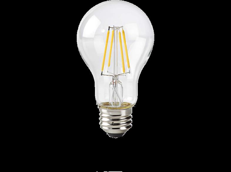 NEDIS Wi-Fi E27 Λάμπα Filament Retro LED 5 W