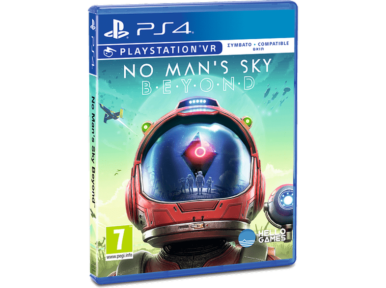 No Man's Sky Beyond - PS4/PSVR Game