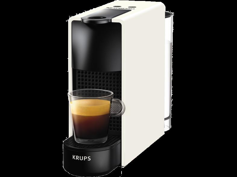 KRUPS Nespresso® Essenza Mini XN1101S Καφετιέρα White