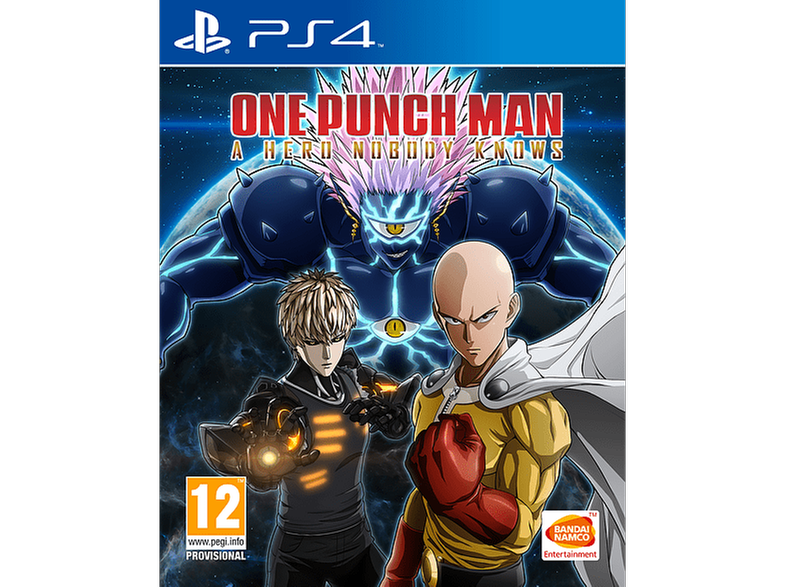 One Punch Man A Hero Nobody Knows - PS4 Game