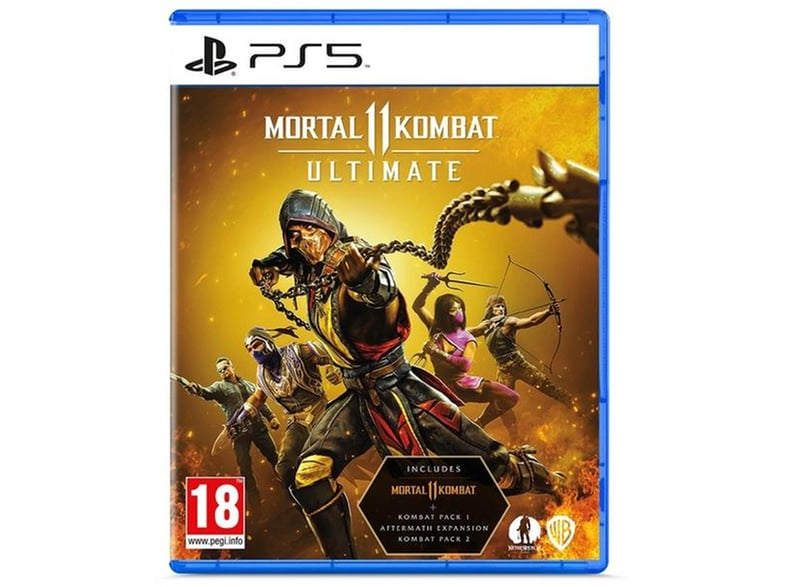 Mortal Kombat 11 Ultimate Edition - PS5 Game