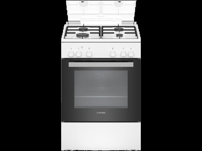 Κουζίνα Αερίου Pitsos Pac003d20