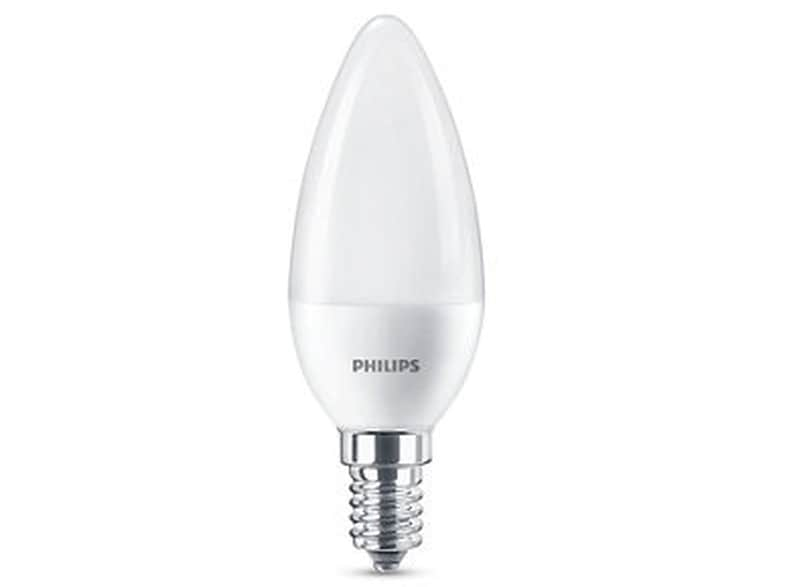 PHILIPS LED 7W (60W) C60 E14