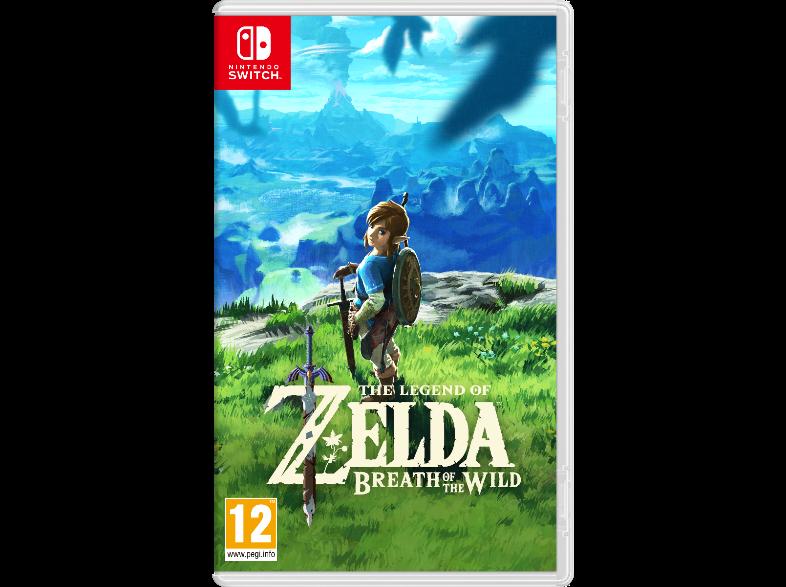 The Legend of Zelda: Breath of the Wild - Nintendo Switch Game