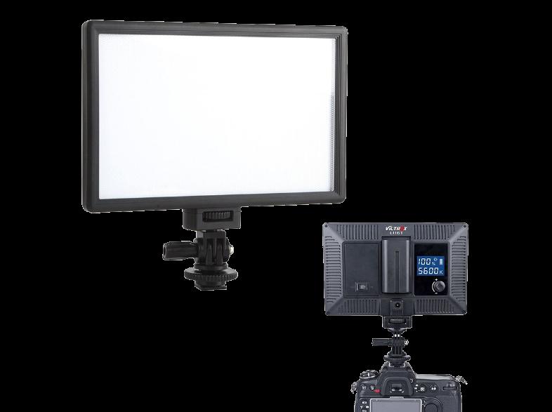 VILTROX L-116T LCD DISPLAY BI-COLOR&DIMMABLE SLIM LED