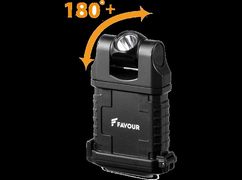 FAVOUR T0917 Φακός Εργασίας 180L