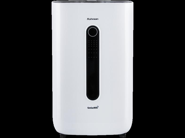 ROHNSON R-9820 WiFi, Ionic Air Cleaner Αφυγραντήρας & Καθαριστής Αέρα