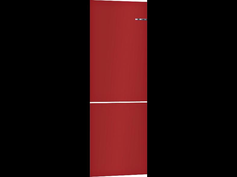 BOSCH KVN36IR3A Cherry Red( KGN36IJ3A μαζί με πρόσοψη KSZ1AVR00 )