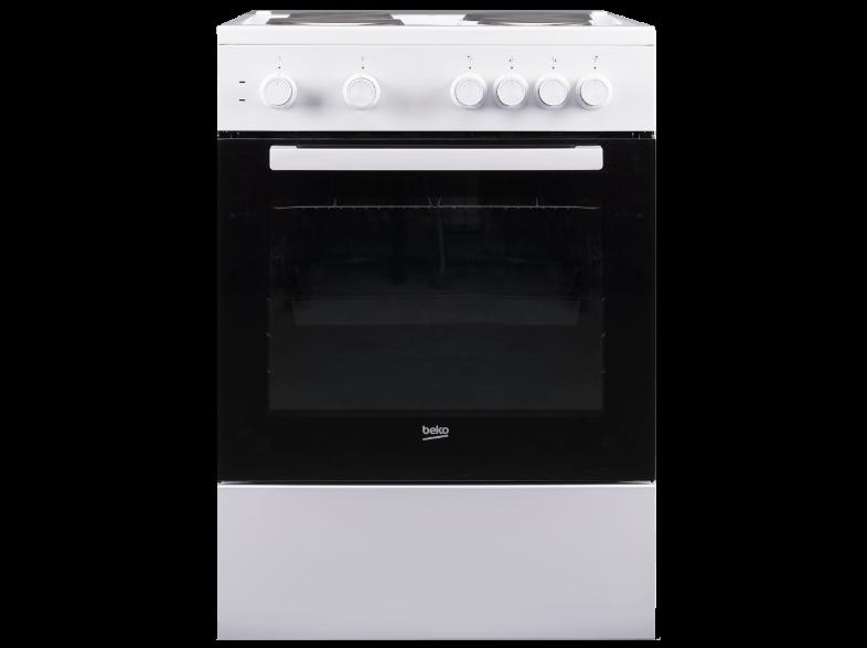 Ηλεκτρική Κουζίνα Beko Fss 66003 Gw