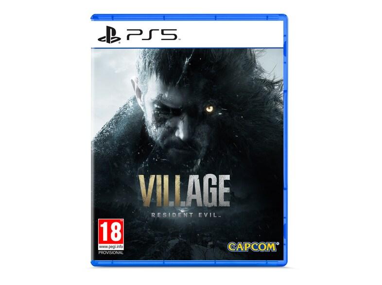 Resident Evil Village PlayStation 5