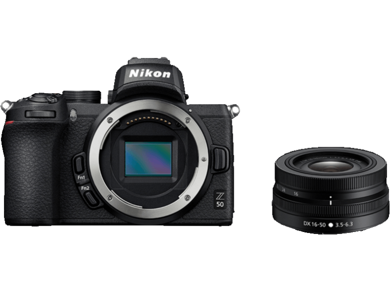 NIKON Z 50 Body με φακό DX 16-50mm F/4.5-6.3 VR