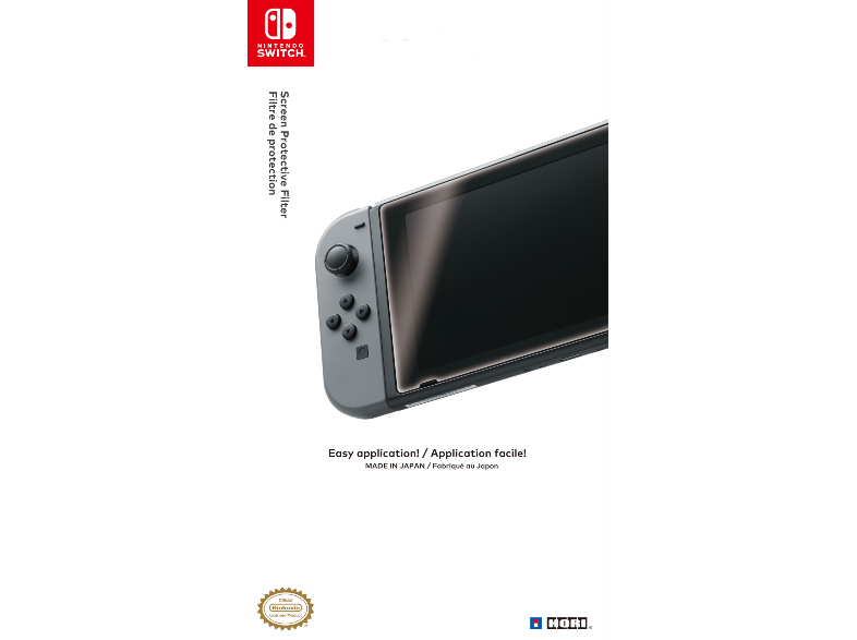Hori Switch Screen Protection Filter - Μεμβράνη Προστασίας Nintendo Switch