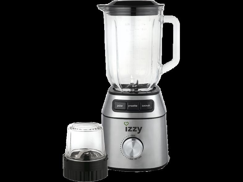 Μπλέντερ Izzy Multi Μπλέντερ Και Μύλους Καφέ 2 Σε 1 700w (223050)