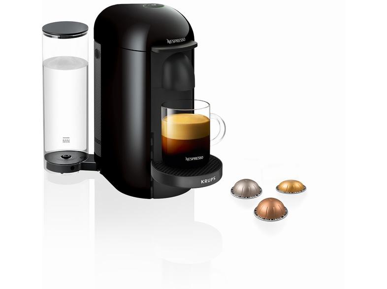KRUPS Nespresso® Vertuo Plus C XN9038S Καφετιέρα Black