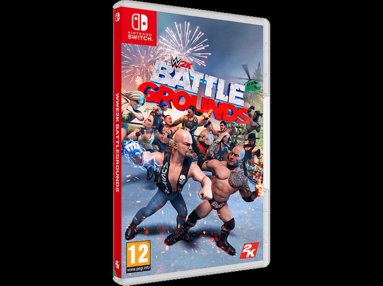 WWE 2K Battlegrounds - Nintendo Switch Game