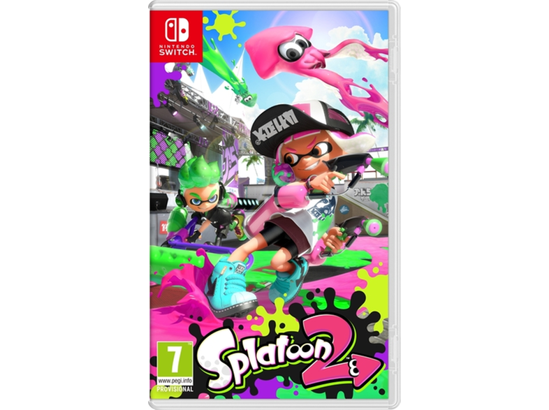Splatoon 2 - Nintendo Switch Game
