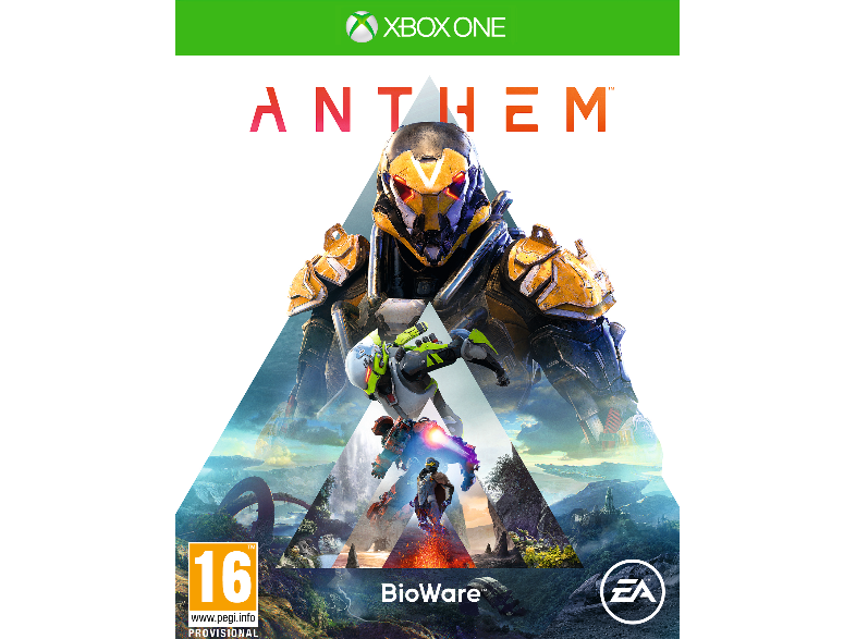 Anthem - Xbox One Game
