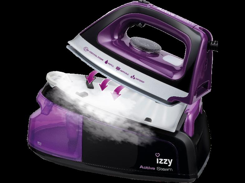 IZZY Active Steam 2400 W