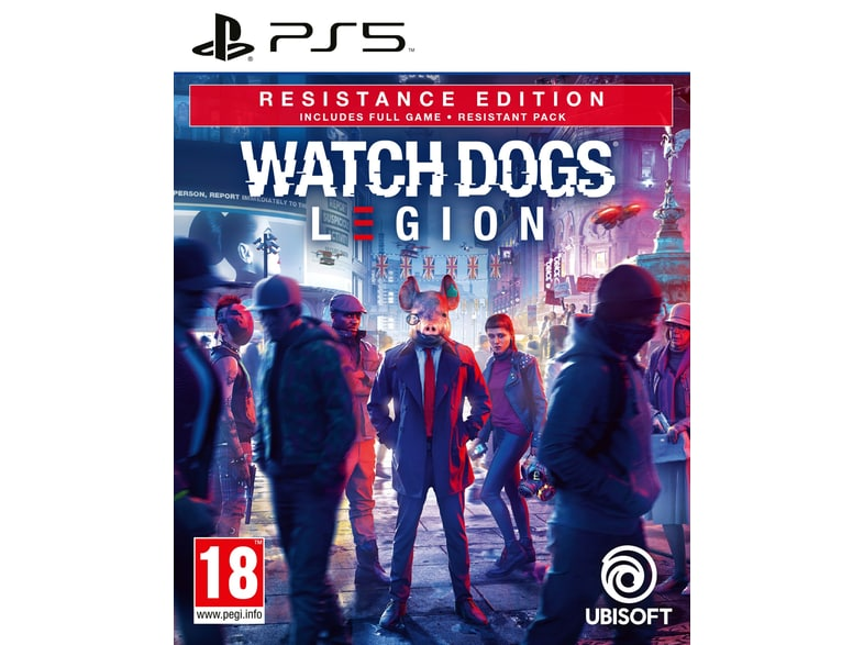 Watch Dogs Legion Resistance Edition -  PS5 Game