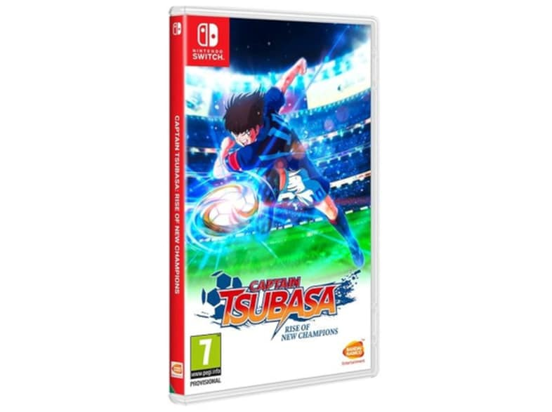 Captain Tsubasa Rise Of New Champions - Nintendo Switch Game