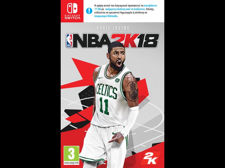 NBA 2K18 - Nintendo Switch Game