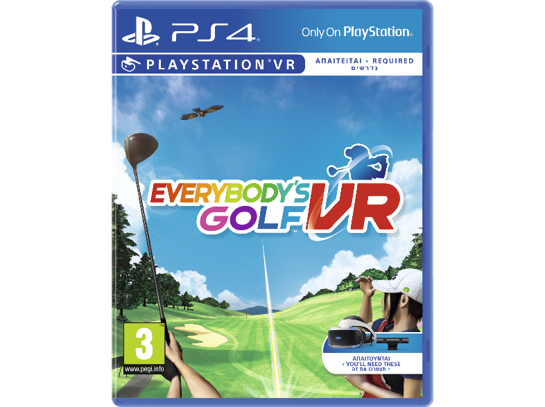 Everybodys Golf VR - PS4/PSVR Game