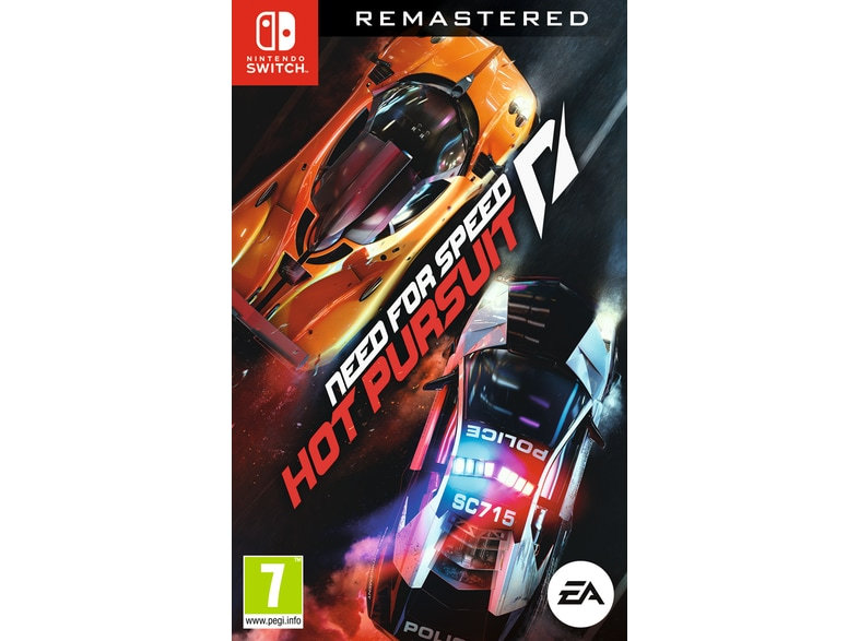 Need for Speed Hot Pursuit Remastered - Nintendo Switch Game