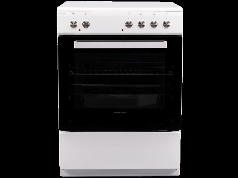 Ηλεκτρική Κουζίνα United Ufv-60276