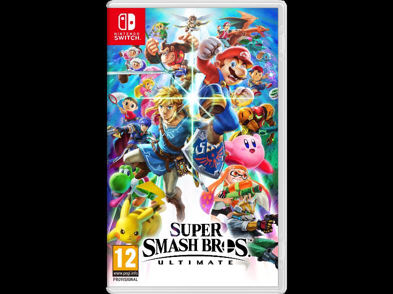 Super Smash Bros. Ultimate - Nintendo Switch Game