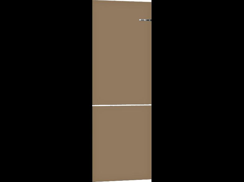 BOSCH KVN36IC3A Coffe Brown ( KGN36IJ3A μαζί με πρόσοψη KSZ1AVD10 )