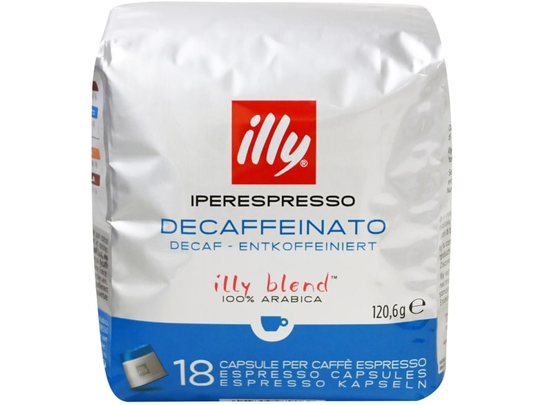 ILLY Iperespresso Decaf Cube 18 τεμάχια