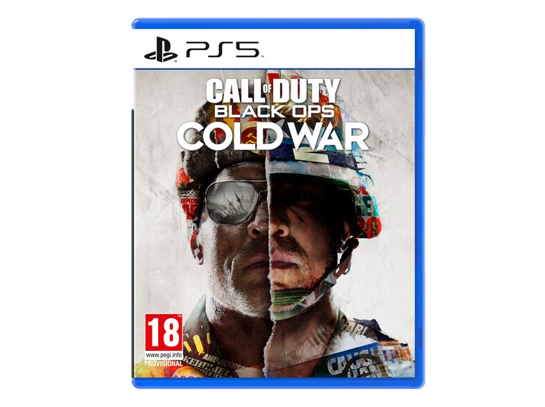 Call of Duty Black Ops Cold War - PS5 Game