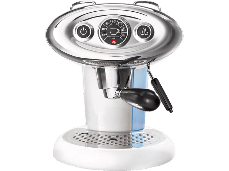 ILLY Francis X 7.1 White μαζί με κάψουλες