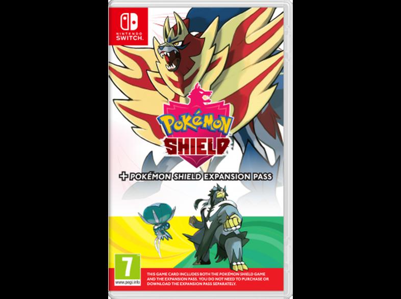 Pokemon Shield & Expansion Pass - Nintendo Switch Game
