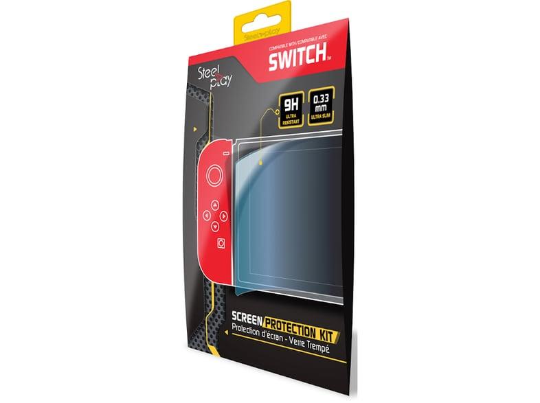 Steelplay Screen Protector - Προστασία Οθόνης για Nintendo Switch