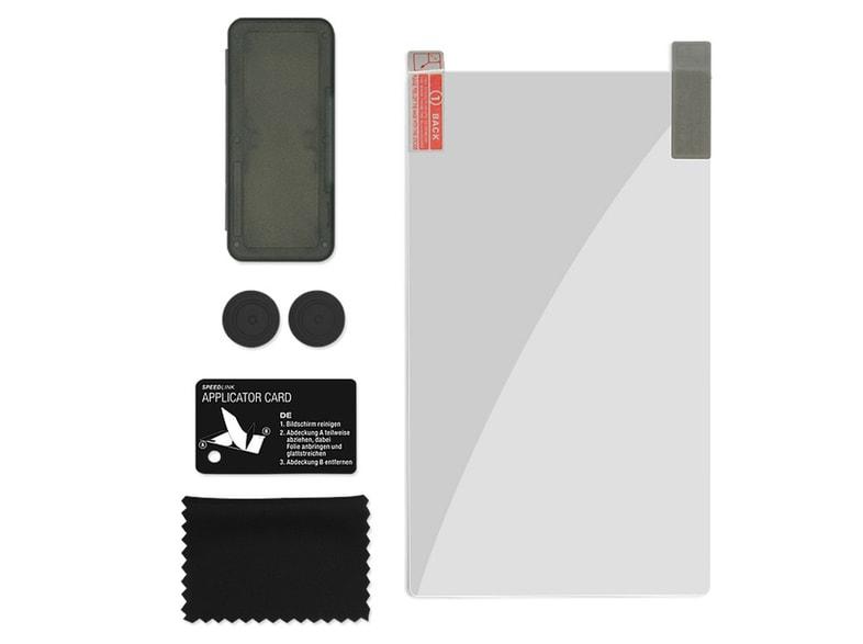 Speedlink Switch 4-in-1 Starter Kit - Σετ προστασίας Nintendo Switch