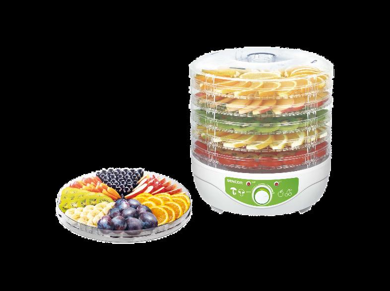 SENCOR Αποξηραντής τροφίμων με 5 ράφια SFD 790 WH