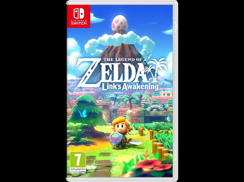 The Legend of Zelda: Link's Awakening - Nintendo Switch Game