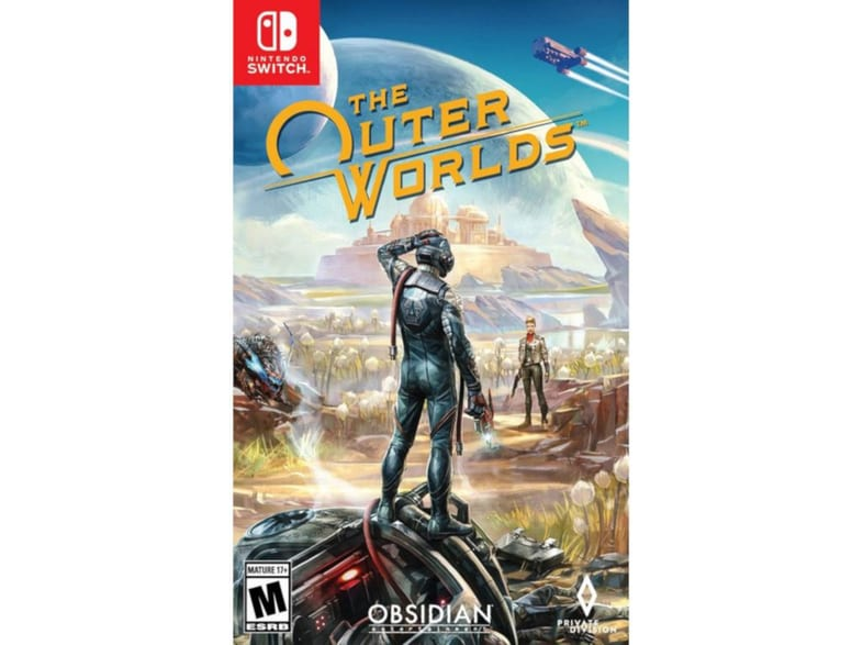 The Outer Worlds - Nintendo Switch Game