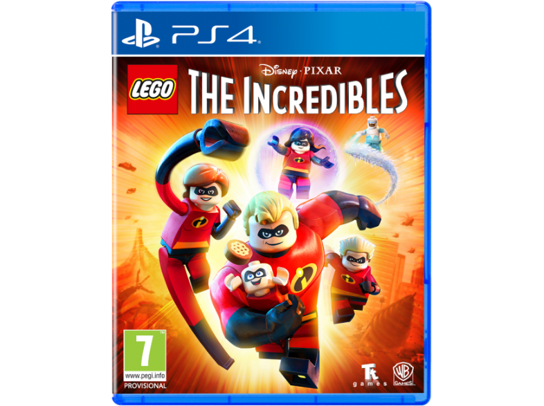 LEGO The Incredibles - PS4 Game