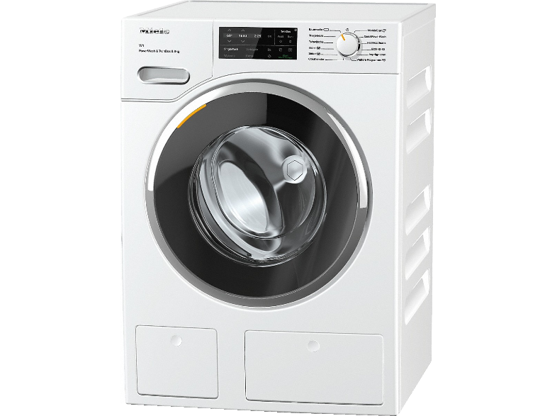 MIELE WWI860 WCS PWash and TDos