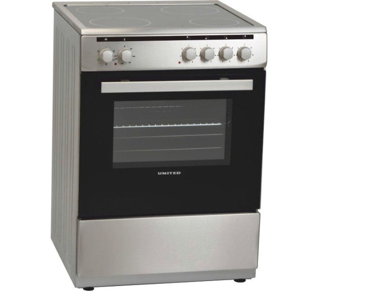 Ηλεκτρική Κουζίνα United Ufv-60278