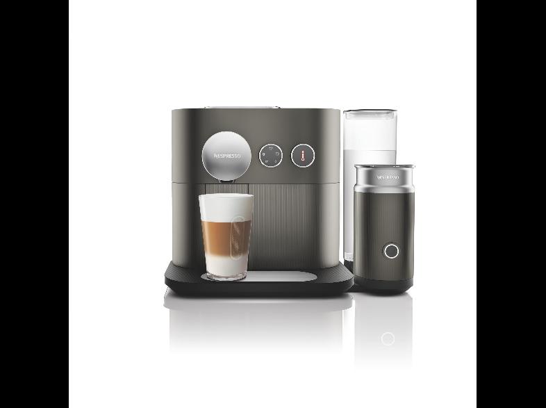 DELONGHI Nespresso® Expert EN355.GAE Καφετιέρα Delonghi Silver μαζί με Aeroccino