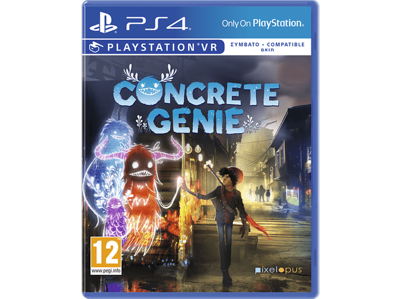 Concrete Genie - PS4 Game