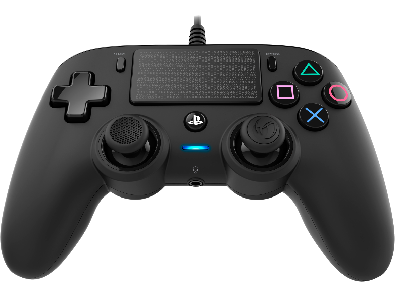 PS4 NACON WIRED CONTROLLER BLACK