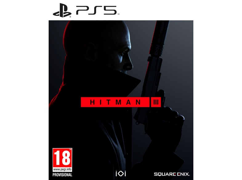 Hitman III Standard Edition- Square Enix - PS5 Game